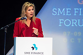Koningin Maxima opent Global SME Finance Forum 2019