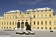 castle Belvedere, Austria, Vienna, 3. district, Belvedere