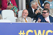 Former England captain Mike Gatting during the ICC Cricket World Cup 2019 Final match between New Zealand and England at Lord's Cricket Ground, St John's Wood, United Kingdom on 14 July 2019.