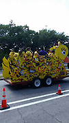 """""""The Duckmobile"""" from Meyerland Performing & Visual Arts Middle School."""
