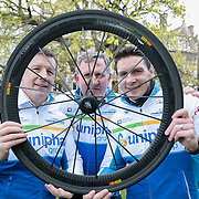 Uniphar Rugby Heroes Cycle Launch