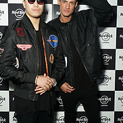 Hard Rock Cafe London, England, UK. 4th Dec 2017. FrankieLake Arrivals at Fight For Life Charity Event of Christmas festivities and entertainment for children with cancer.