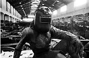 trabalhador metal