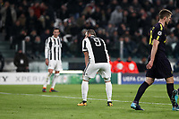 13.12.2018 - Torino - Champions League   -  Juventus-Tottenham nella  foto: Gonzalo Higuain  si dispera