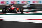 October 29, 2016: Mexican Grand Prix. Sebastian Vettel (GER), Ferrari