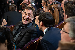 Javier Bardem during the live ABC Telecast of the 91st Oscars® at the Dolby® Theatre in Hollywood, CA on Sunday, February 24, 2019.