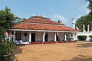 Subodraramaya Buddhist Temple, in Dehiwala.
