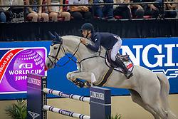 Allen Bertram, IRL, Molly Malone V<br /> World Cup Final Jumping - Las Vegas 2015<br /> © Hippo Foto - Dirk Caremans<br /> 19/04/2015
