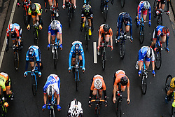 The race gets underway -  Ronde van Drenthe 2018 - a 157.2 km road race on March 11, 2018, from Emmen to Hoogeveen, Netherlands. (Photo by Sean Robinson/Velofocus.com)