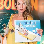 NLD/Amsterdam/20171114 - Bn-ers schrijven Sinterklaasboeken, Lauren Verster