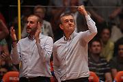 Pierre Vincent<br /> Passalacqua Ragusa vs Famila Schio<br /> Lega Basket Femminile 2017/2018<br /> Schio, 13/05/2018<br /> Foto E. Castoria/Ag. Ciamillo-Castoria