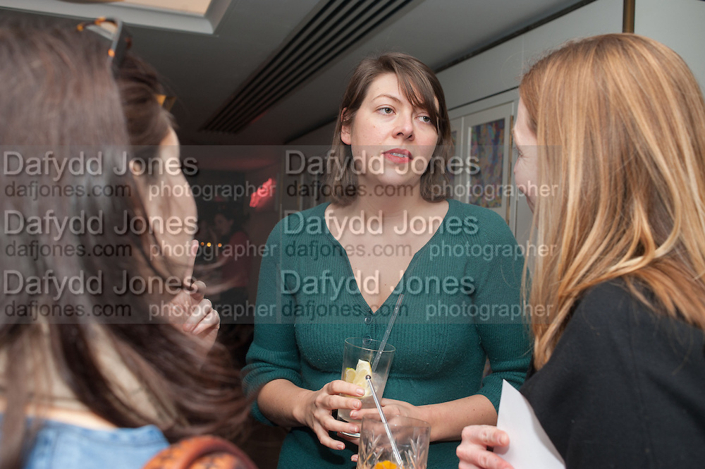 JULIA KINGSFORD, Graeme Simsion: The Rosie Project - press launch party. The Ivy Club, , 1-5 West Street, London, WC2H 9NQ,