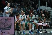 DESCRIZIONE : Bologna Lega A 2014-15 Granarolo Bologna Sidigas Avellino<br /> GIOCATORE : <br /> CATEGORIA : applausi panchina<br /> SQUADRA : Sidigas Avellino<br /> EVENTO : Campionato Lega A 2014-15<br /> GARA : Granarolo Bologna Sidigas Avellino<br /> DATA : 07/12/2014<br /> SPORT : Pallacanestro <br /> AUTORE : Agenzia Ciamillo-Castoria/D.Vigni<br /> Galleria : Lega Basket A 2014-2015 <br /> Fotonotizia : Bologna Lega A 2014-15 Granarolo Bologna Sidigas Avellino<br /> Predefinita :