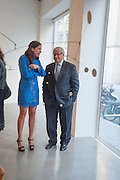 PILAR ORDOVAS; GUY NAGGAR, Pilar Ordovas hosts a Summer Party in celebration of Calder in India, Ordovas, 25 Savile Row, London 20 June 2012