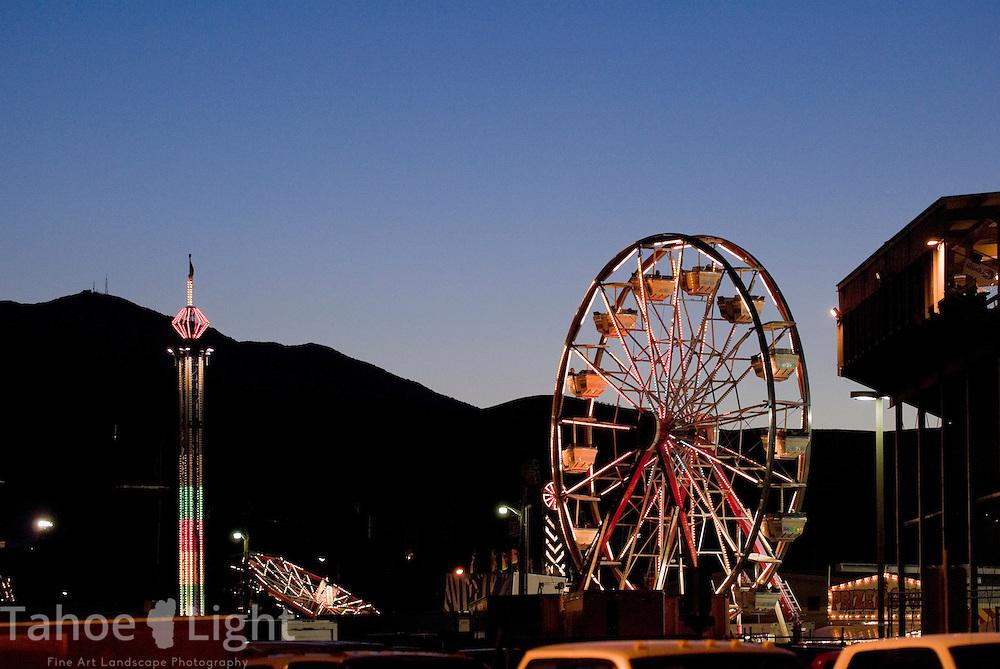 reno rodeo carnival