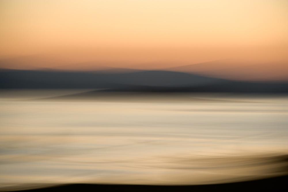 Sunrise, Mono Lake, California  2006