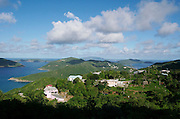 View over Eastern Tortola.