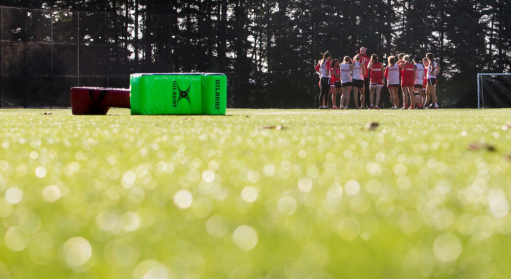 Canada Women's Rugby 7's train at the Pacific Institute for Sport Excellence in Victoria, B.C. Canada. KevinLight/CBCSport