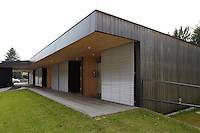 Lebenshilfe Camp Fu?rstenfeld.Architektur: Holzbox