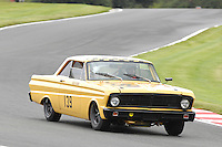 HSCC Gold Cup Oulton Park, Cheshire, United Kingdom.  28th-29th August 2011.  Race 11 HSCC ByBox Historic Touring Cars.  139 Wes Harding - Ford Falcon. World Copyright: Peter Taylor/PSP. Copy of publication required for printed pictures. Every used picture is fee-liable..