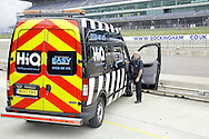 HiQ Easy Tyre helping Team Dynamics keep on the track at rockingham.