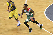 BERLINO 13 MAGGIO 2016<br /> BASKET EUROLEAGUE FINAL FOUR<br /> FENERBAHCE ISTANBUL - LABORA KUTXA VITORIA<br /> NELLA FOTO DARIUS ADAMS<br /> FOTO CIAMILLO
