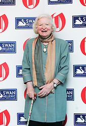 © under license to London News Pictures. 10/02/11 P.D. James at the 2011 Oldie of the Year Awards at Simpsons On The Strand. Photo credit should read: Olivia Harris/ London News Pictures