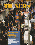 TR News Cover for Transportaion Research Board