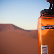 Plug for Nalgene - only the number one water bottle in the world, of course.
