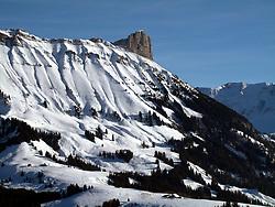 SWITZERLAND MARBACH EGG 5JAN11 - View from Marbach Egg, a popular ski resort in central Switzerland...jre/Photo by Jiri Rezac..© Jiri Rezac 2011