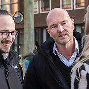 NLD/Woerden/20191201 - Start Stemweek Top 2000, NPO Radio 2 djs Wouter van der Goes en Frank van 't Hof