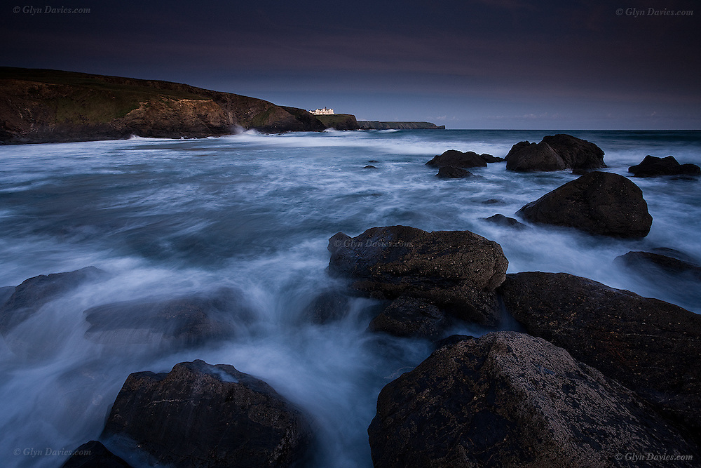 A Cornish evening - Church Cove<br /> <br /> © Glyn Davies - All Rights Reserved