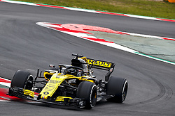 February 26, 2018 - Barcelona, Spain - Motorsports: FIA Formula One World Championship 2018, Test in Barcelona,#27 Nico Hülkenberg (Renault Sport F1 Team) (Credit Image: © Hoch Zwei via ZUMA Wire)