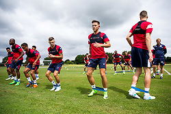 Josh Brownhill in action as Bristol City return for pre-season training ahead of the 2017/18 Sky Bet Championship Season - Rogan/JMP - 30/06/2017 - Failand Training Ground - Bristol, England - Bristol City Training.