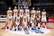 Umana Venezia<br /> Umana Reyer Venezia vs Banvit<br /> FIBA Basketball Champions League 2017/2018<br /> Venezia,  10/10/2017<br /> Foto Ciamillo-Castoria/A. Gilardi