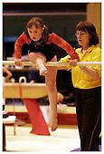 Special Olympics (gymnastics) Sat 27-5-2006. Afternoon
