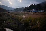 Iitate village, Fukushima. November 2011