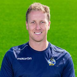 Adrian Harvie - Ryan Hiscott/JMP - 14/09/2018 - FOOTBALL - Lockleaze Sports Centre - Bristol, England - Bristol Rovers U18 Academy Headshots and Team Photo