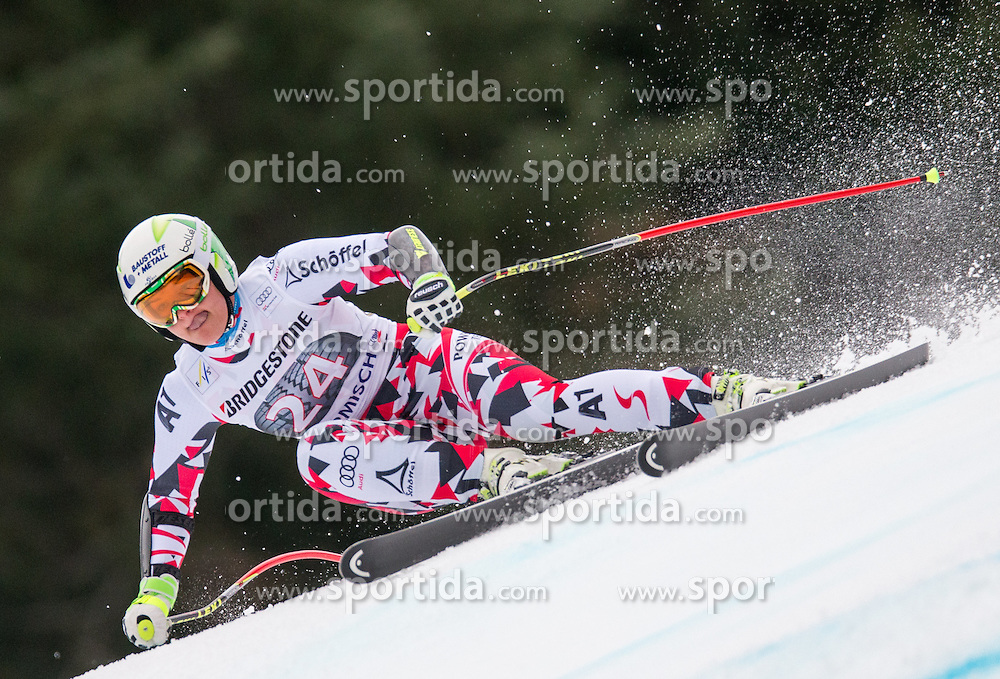 07.02.2016, Kandahar, Garmisch Partenkirchen, GER, FIS Weltcup Ski Alpin, Super G, Damen, im Bild Ramona Siebenhofer (AUT) // Ramona Siebenhofer of Austria competes during the ladies SuperG of Garmisch FIS Ski Alpine World Cup at the Kandahar course in Garmisch Partenkirchen, Germany on 2016/02/07. EXPA Pictures © 2016, PhotoCredit: EXPA/ Johann Groder