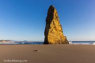 Needle Rock at Cape Blanco State Park, Oregon, USA