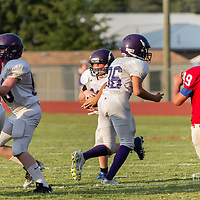 09-20-18 Berryville 7th Grade Football vs Green Forest