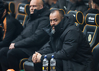 Football - 2017 / 2018 Sky Bet Championship - Wolverhampton Wanderers vs. Sheffield Wednesday<br /> <br /> Wolverhampton Wanderers manager Nuno Espírito Santo at Molineux.<br /> <br /> COLORSPORT