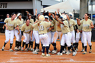 FIU Softball vs UNT (Apr 26 2014)