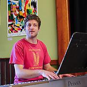 Jonny Peiffer (Keyboard/composer)