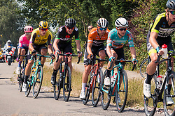 Peloton with Danny van Poppel (NED) of Team Jumbo-Visma (NED,WT,Bianchi) during 2019 Dutch National Road Race Championships Men Elite, Ede, The Netherlands, 30 June 2019, Photo by Pim Nijland / PelotonPhotos.com | All photos usage must carry mandatory copyright credit (Peloton Photos | Pim Nijland)