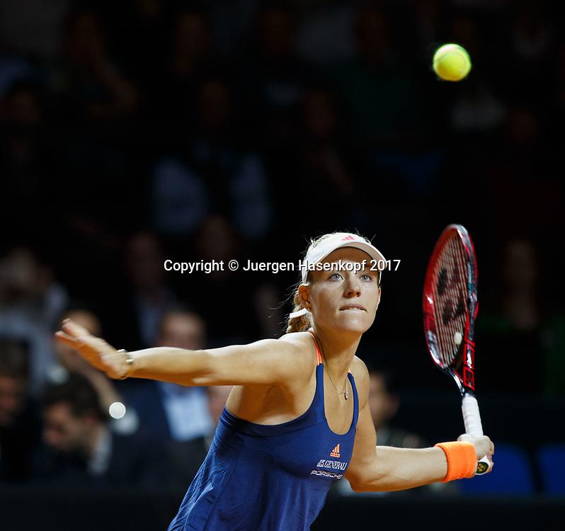 ANGELIQUE KERBER (GER)<br /> <br /> Tennis - Porsche  Tennis Grand Prix 2017 -  WTA -  Porsche-Arena - Stuttgart -  - Germany  - 27 April 2017.