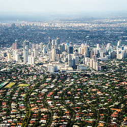 Urban Sprawl, Makati City