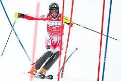 13.03.2010, Goudyberg Herren, Garmisch Partenkirchen, GER, FIS Worldcup Alpin Ski, Garmisch, Men Slalom, im Bild Herbst Reinfried, ( AUT, #1 ), Ski Blizzard, EXPA Pictures © 2010, PhotoCredit: EXPA/ J. Groder / SPORTIDA PHOTO AGENCY