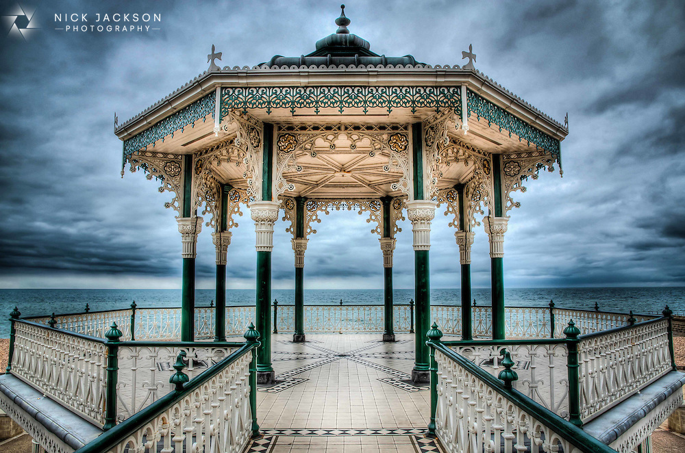 Beautiful and truly unique, The Bandstand is located on Brighton's vibrant seafront. <br />