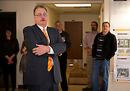 Mike Davis Retirement reception